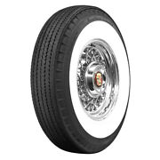 American Classic Whitewall Radial Bias Look 760r15 99s 3-1/4 Ww Qty Of 1