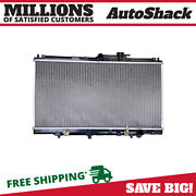 New Radiator Assembly For Acura Cl 1994-1997 Honda Accord 1997-2001 Prelude 2.2l