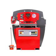 Brand New Edwards 110 Ton Elite Iron Worker - Plus Extra Round Punch And Die Sets