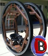 Baum Dicycle - Bdc Build Plans Only
