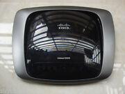 1pcs Cisco Linksys Wrt320n Dual Band Wireless N Router Tested