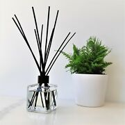 Scented Aromatic Reed Diffuser Set 150ml + Sticks And Box Home Fragrance Diffusers