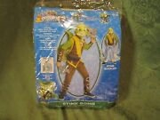 Skylanders Stink Bomb Child Costume Mask Tail Shirt Pants Outfit New Small 4-6