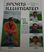 Tommy Bolt Art Wall 1959 Sports Illustrated No Label 6/8/59 Ex 15473
