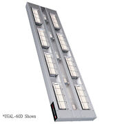 Hatco Ugal-24d3 Infrared 1470 Watt Heat Lamp With Lights And 3 Spacer