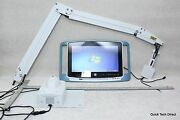 Elo All-in-one Touch Medical Computer Esy19m2 W/ Hospital Tv Support Arm