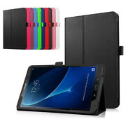 Leather Case Cover, Stylus And Screen Protector For Samsung Galaxy Tab A 10.1 T580