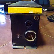 King Kdf 805 With Form 8130 Kpn 066-1047-01 Sn 5972 A Sealed Unit.