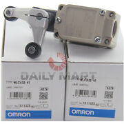 New Omron Wlca32-41 General Purpose Two-circuit Limit Switch Snap Action Ip67