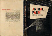 Animal Farm By George Orwell Copyright 1946 Harcourt, Brace And Company. Printed