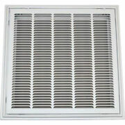 Commercial Lay-in Return Air Grille T-bar- Insulated Back W/duct Board Deal