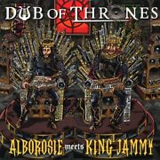 Alborosie Meets King Jammy Dub Of Thrones Lp New Vinyl Greensleeves Reggae