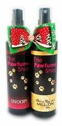 Christmas Twin Pack The Pawfume Shop Bow Dog Perfumecolognefragrance Spray