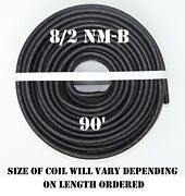 8/2 Nm-b X 90and039 Southwire Romexandreg Electrical Cable