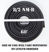 8/2 Nm-b X 60and039 Southwire Romexandreg Electrical Cable