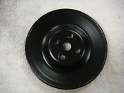 Ford 390 390gt 428 Smog Pump Pulley Fairlane Mustang Shelby Gt500 Fastback