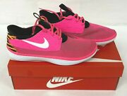 Nike 555301-618 Solarsoft Moccasin Pink Flash Mens Size 7 Shoes