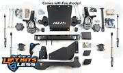 Bds Suspension 191h 4.5 Lift Kit For 2000-2006 Chevrolet Avalanche 1500 4wd Gas