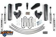 Bds Suspension 501h 4 Lift Kit For 1980-1983 Ford F-100/1980-1996 F-150 4wd Gas