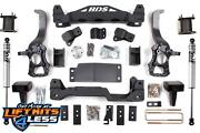 Bds Suspension 1505h 6 Lift Kit For 2014 Ford F-150 2wd Diesel/gas