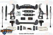 Bds Suspension 577h 6 Lift Kit For 2009-2013 Ford F-150 2wd Gas