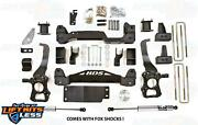 Bds Suspension 598h 4 Lift Kit For 2009-2013 Ford F-150 4wd Gas