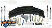Bds Suspension 1302h 6 Lift Kit For 1999-2004 Ford F-250/f-350 Super Duty 4wd