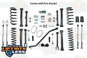 Bds Suspension 450h 4.5 Lift Kit For 1993-1998 Jeep Grand Cherokee Zj 2wd/4wd