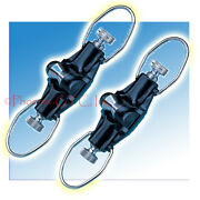 New Rupp Nok-outs Outrigger Release Clips - Pair, Ca-0023