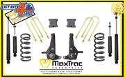 Maxtrac Suspension K883053a 6 Maxtrac Lift Kit For 1998-2000 Ford Ranger 2wd