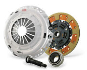 Clutchmasters Fx300 2015 Ford Mustang 6-speed Ecoboost Segmented Disc