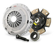 Clutchmasters Fx400 2015 Ford Mustang 6-speed Ecoboost 6-puck Ceramic Disc