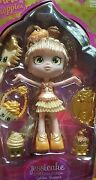 2016 Sdcc Exclusive Shopkins Jessicake Limited Edition Golden Shoppies 1075/2000
