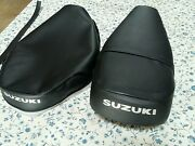 Suzuki Ts100 Seat Cover 1973 To 1976 Model With Strap Best Quality S67