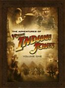 The Adventures Of Young Indiana Jones Volume One [new Dvd] Full Frame Digipa