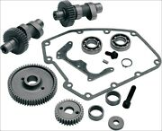 Sands Cycle 585g Grind Gear Drive Cam Gears Kit .585 Lift Harley Twin Cam 99-06