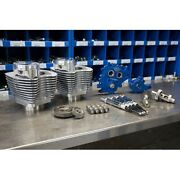 Sands Cycle Power Package 110 Silver Big Bore Kit W/ 585 Gear Cams 07-17