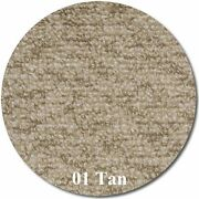 Marideck Boat Marine Outdoor Vinyl Flooring - 34 Mil - Tan / Brown - 6and039 X 12and039