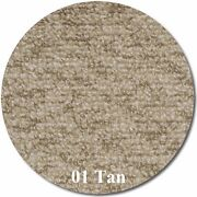 Marideck Boat Marine Outdoor Vinyl Flooring - 34 Mil - Tan / Brown - 6and039 X 29and039