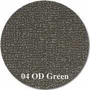 Marideck Boat Marine Outdoor Vinyl Flooring - 34 Mil - Olive Drab Green - 6and039x17and039