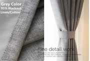 New Curtain Stage Blackout Custom Sizes Available Made In Canada Grey101