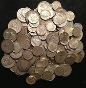 5 Troy Pound Lb Mixed Us 90 Silver Coins U.s. Minted No Junk Pre 1965 Five 1