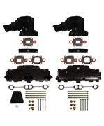 Mercury Marine Manifold Exhaust Kit For V-8 Dry Joint 5.0/5.7-l With 14anddeg Riser And