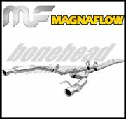 Magnaflow 19099 Competition Series Cat Back Exhaust System 2015 Mustang 3.7l V6