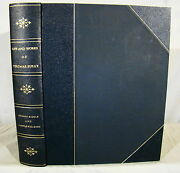 Biddle And Fielding. Life And Works Of Thomas Sully. 1921 Ltd Ed 1 Of 50 18 Plates