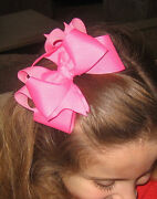 Girls Hair Bows Hair Bow Bundles Lot Sets Of Hairbows Boutique Bows Set Of 15