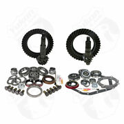 Yukon Gear And Install Kit Package For Reverse Rotation Dana 60 And '88 And Down Gm
