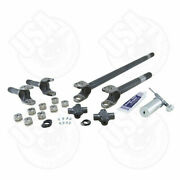 Usa Standard 4340 Chrome-moly Replacement Axle Kit For Jeep Tj Rubicon, Dana 44