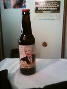 Judge Wapner Rare 1991 Brand New Sealed Collectible Root Beer Soda Bottle