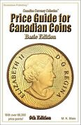 New 9th Edition Price Guide For Canadian Coins - Basic Edition